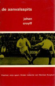Aanvalsspits Johan Cruyff