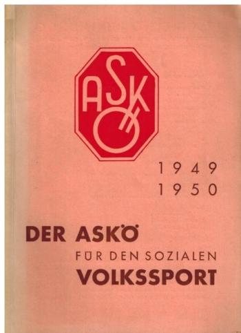 Der ASKO fur den sozialen Volkssport