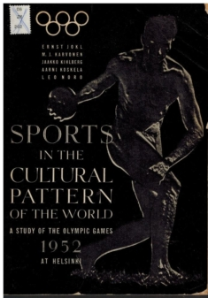 Sports in the Cultural Pattern of the World