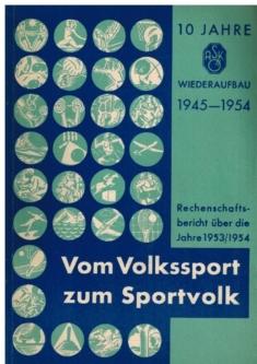 10 Jahre Wiederaufbau ASKO 1945-1954