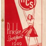 Pinkstersportfeest NCS 1949