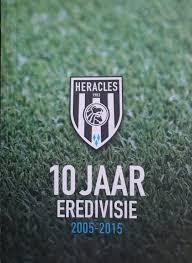 Heracles 10 jaar Eredivisie