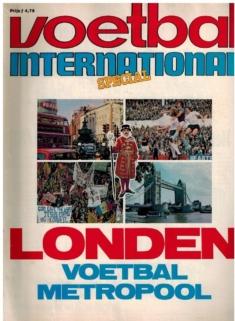 VI Special Londen Voetbal Metropool
