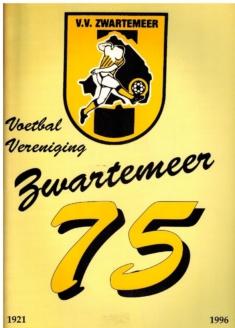 75 jaar Voetbalvereniging Zwartemeer