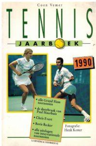 Tennis Jaarboek 1990