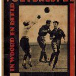 Voetbalspel in woord en beeld