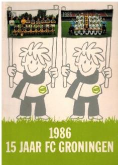 1986: 15 jaar FC Groningen