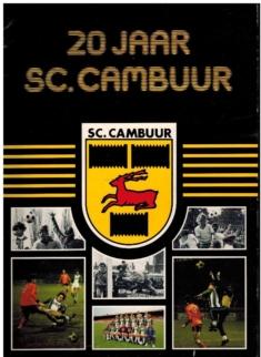 20 jaar SC Cambuur