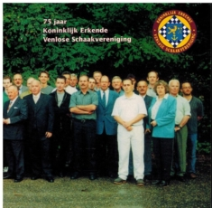 75 jaar Koninklijk Erkende Venlose Schaakvereniging