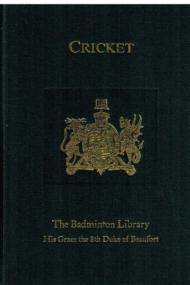 Cricket (Badminton Library)