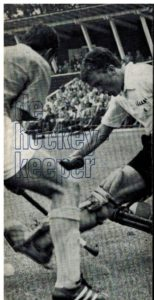 De Hockeykeeper