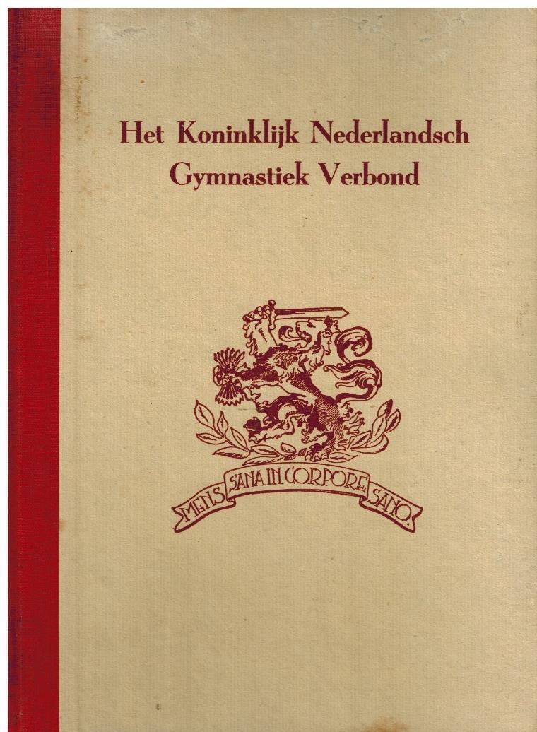Koninklijk Nederlandsch Gymnastiek Verbond