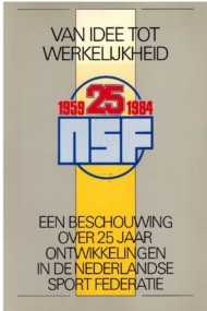 Nederlandse Sport Federatie 1959-1984