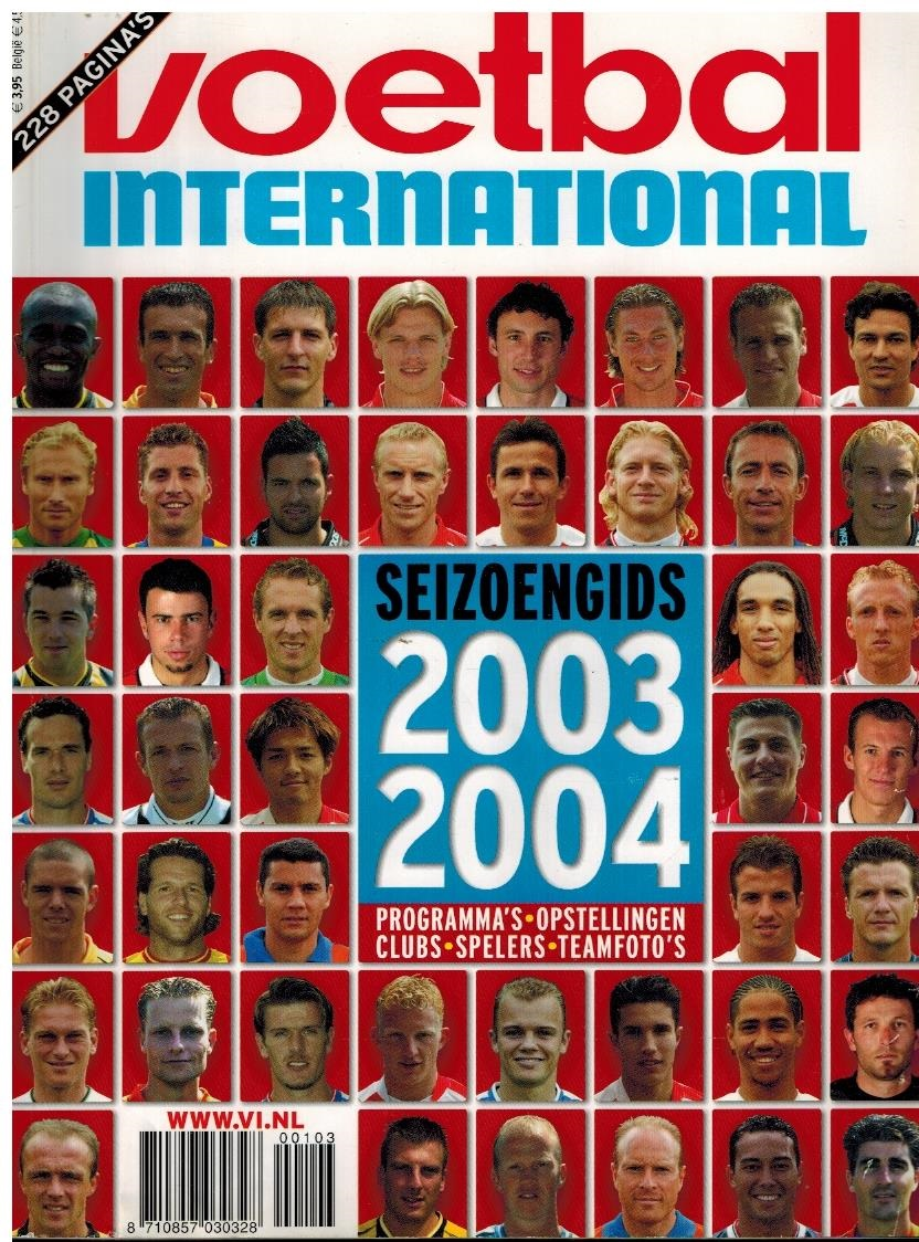 Seizoengids 2003-2004