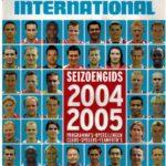 Seizoengids 2004-2005