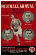 Sporting Record Football Annual 1951-52