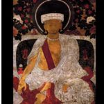 Buddhist Wall-Painting of Ladakh