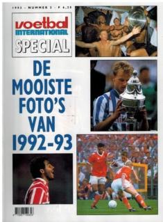 VI Special. De mooiste foto's van 1992-93