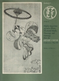Catalogue of Highly Important Japanese Prints