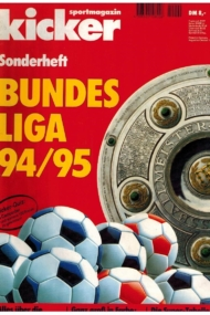 Kicker Sonderheft: Bundesliga 1994/95