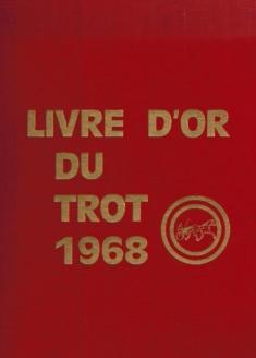 Livre d'or du trot 1969-1970