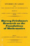 Harvey Friedman's Research