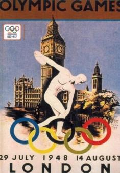 Olympische Spelen Londen 1948