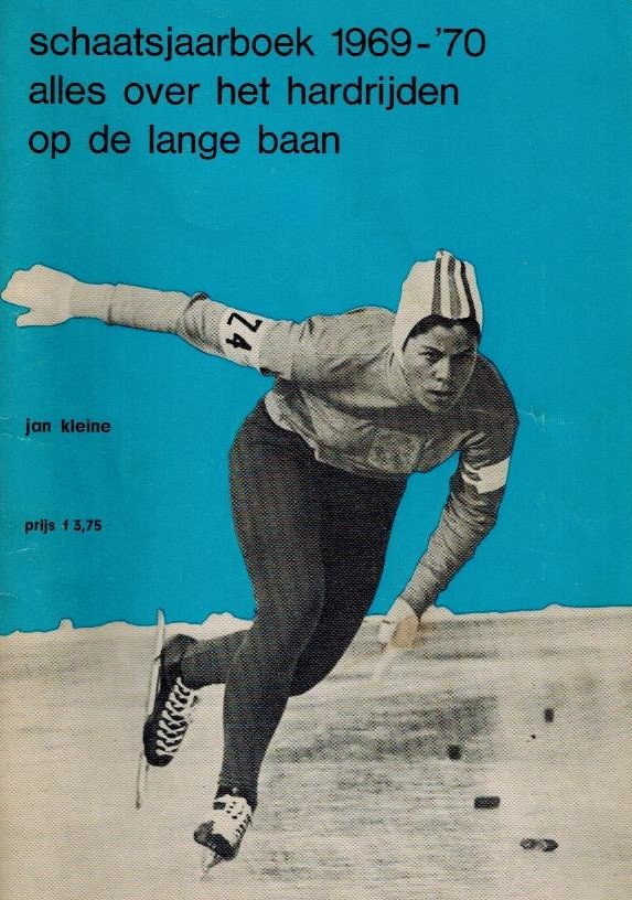 Schaatsjaarboek 1969-70