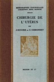 Chirurgie de l'uterus