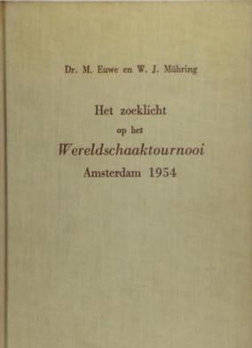 wereldschaaktoernooi Amsterdam