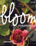 Bloom. A horti-cultural view.