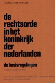 De rechtsorde in het Koninkrijk der Nederlanden