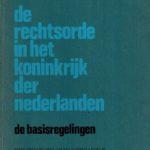 rechtsorde in het Koninkrijk der Nederlanden