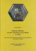 Johannes Brahms und die Aufnahme