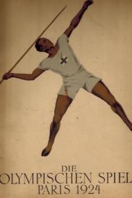 Olympischen Spiele Paris 1924