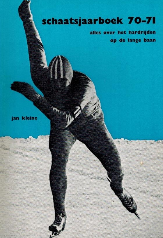 Schaatsjaarboek 70-71