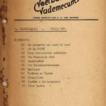 Voetbal Vademecum 1950-1951