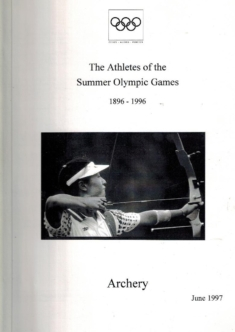 Athletes of the Summer Olympic Games-2
