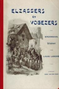 Elzassers en Vogezers