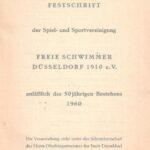 Freie Schwimmer Dusseldorf 1910