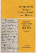 English Manuscript Studies 1100-1700
