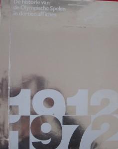 historie van de Olympische Spelen in dertien affiches