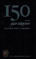150 jaar uitgever van juridische boeken
