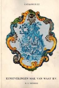 Catalogus 212 Mak van Waay