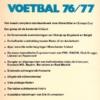 Voetbal 76-77 Molenaar