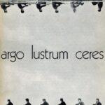 Argo lustrum Ceres
