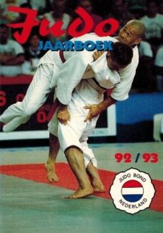 Judo Jaarboek 92-93