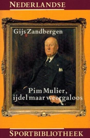 Pim Mulier: ijdel maar weergaloos