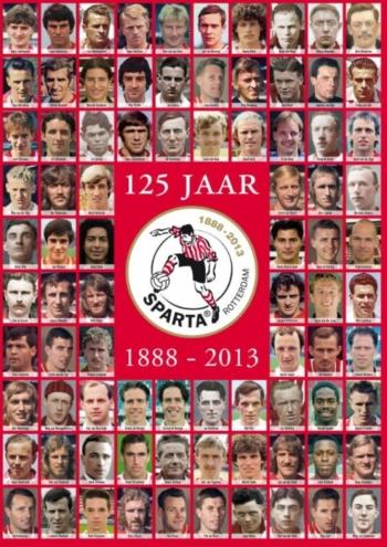 Sparta 125 jaar