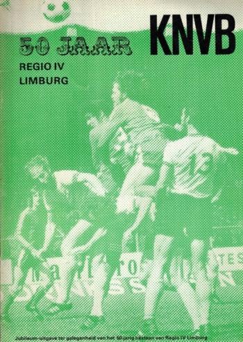 50 jaar KNVB Regio IV Limburg
